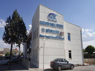 Sosyal Güvenlik Kurumu Hizmet Binası