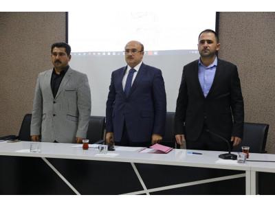 Nizip Belediye Meclisinden Barış Pınarı Harekatına Destek Kararı.