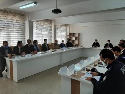 Kadına Yönelik Şiddetle Mücadele İl Koordinasyon İzleme ve Değerlendirme Toplantısı