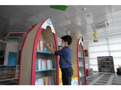 Çocuk Kütüphanemiz Nizip'imize Hayırlı Olsun