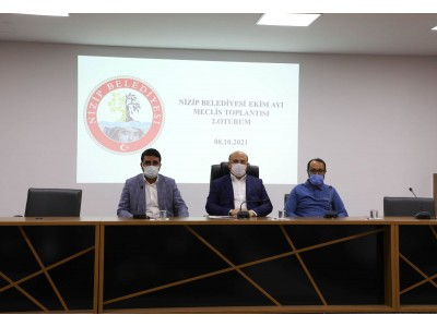 Ekim Ayı Olağan Meclis Toplantısı